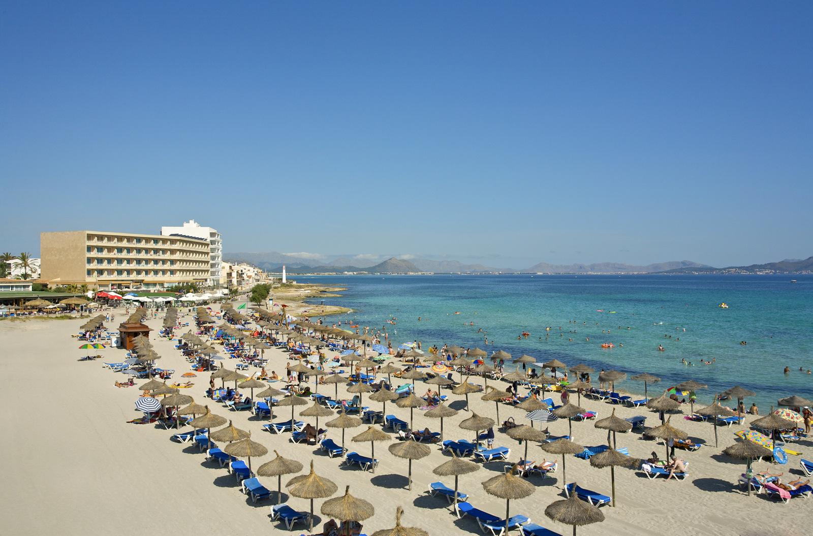 Hotel Ferrer Janeiro Can Picafort Mallorca